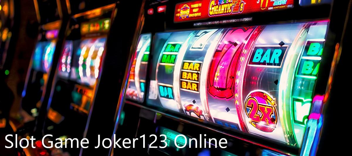 Situs Judi Joker Gaming