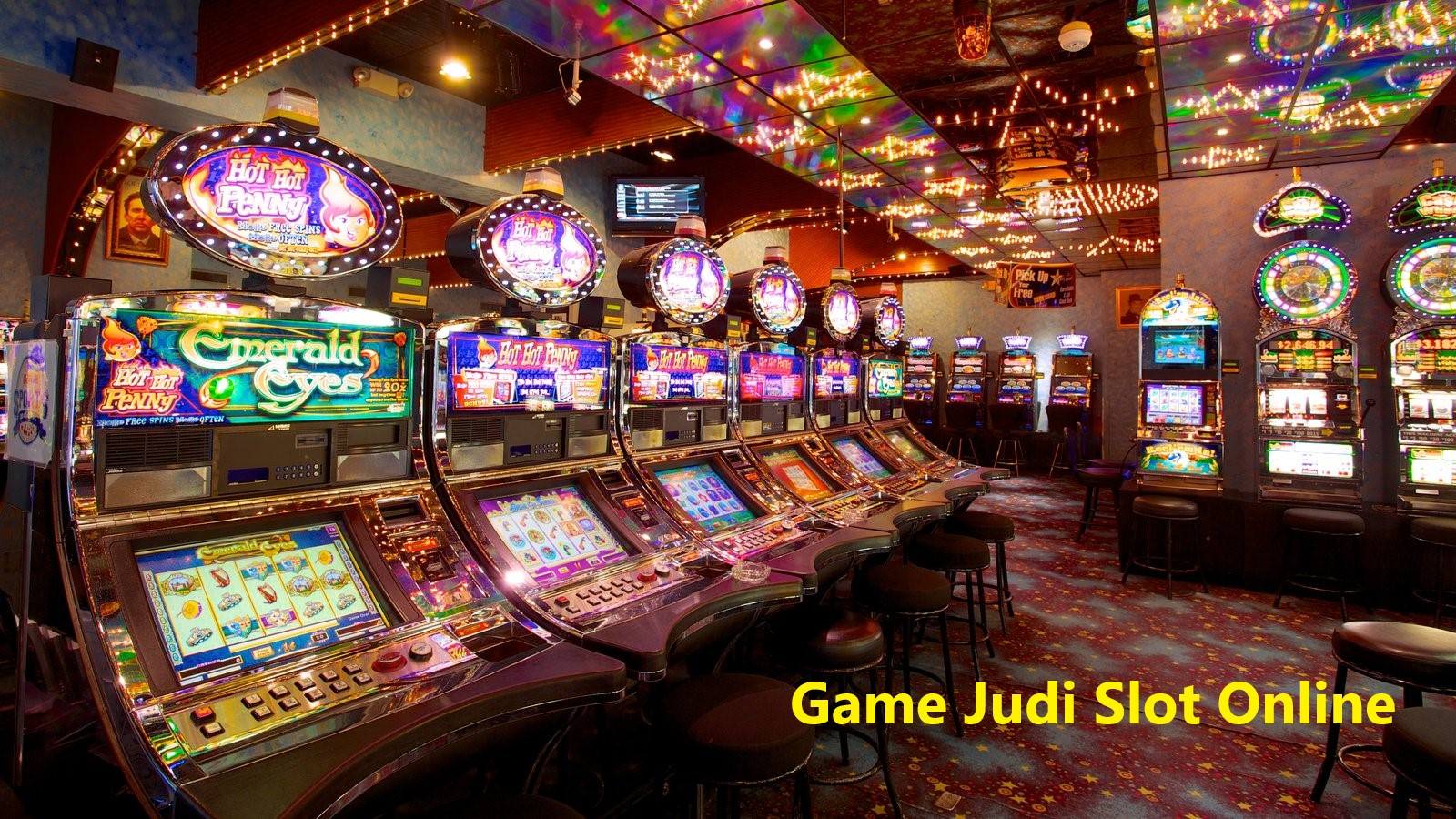 Judi Slot Online Indonesia