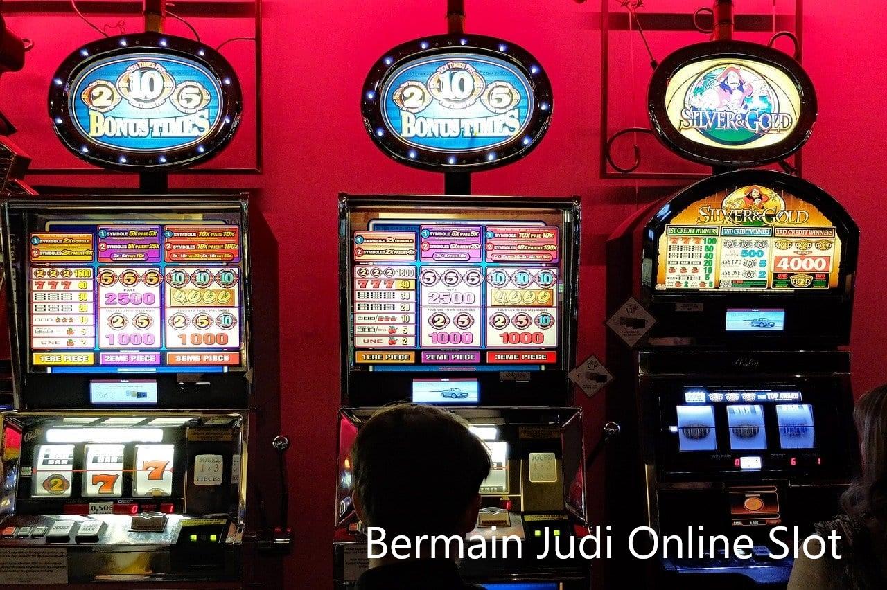 Judi Slot Online Resmi